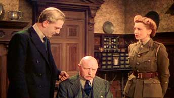 A scene from The Life and Death of Colonel Blimp