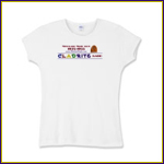 Women's Fitted Baby Rib T-shirt