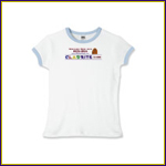Girls' Ringer4 T-shirt
