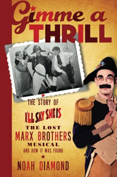 Gimme a Thrill--The Story of I'll Say She Is book cover