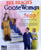 Goose Woman poster