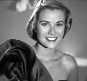 an image of a young Grace Kelly
