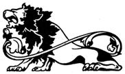 A tiny icon of a lion