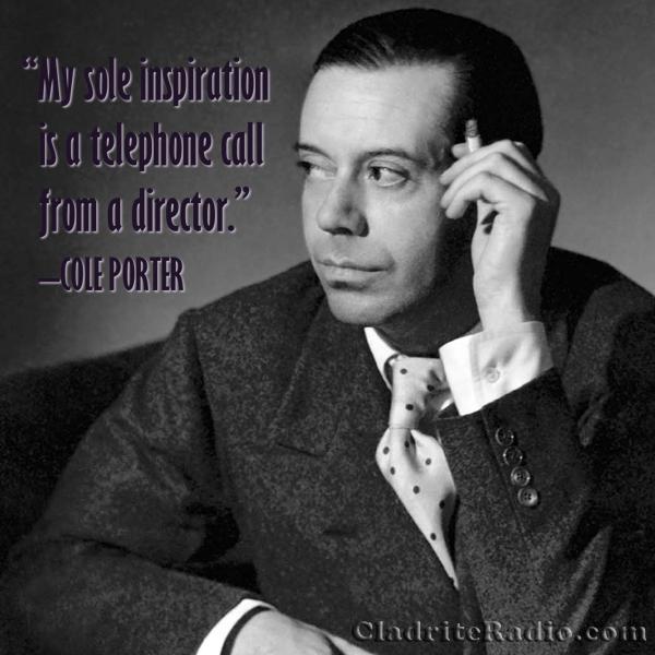 Cole Porter quote