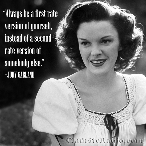 Judy Garland quote