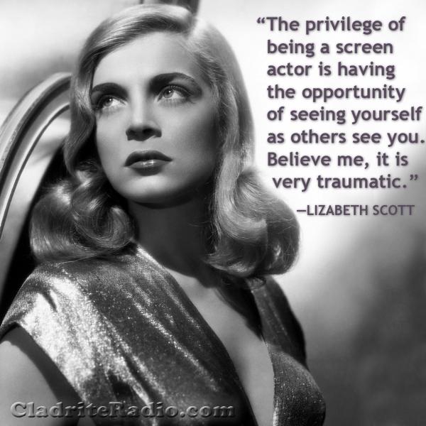 Lizabeth Scott quote