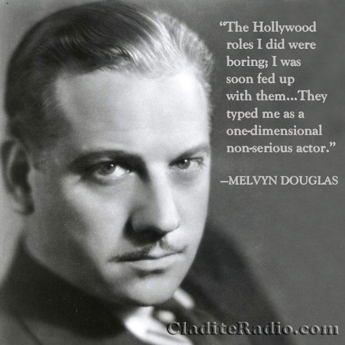 Melvin Douglas