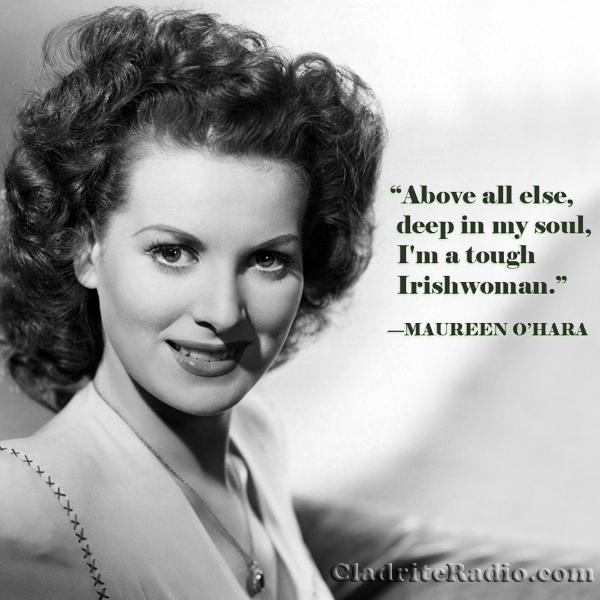 Maureen O'Hara quote