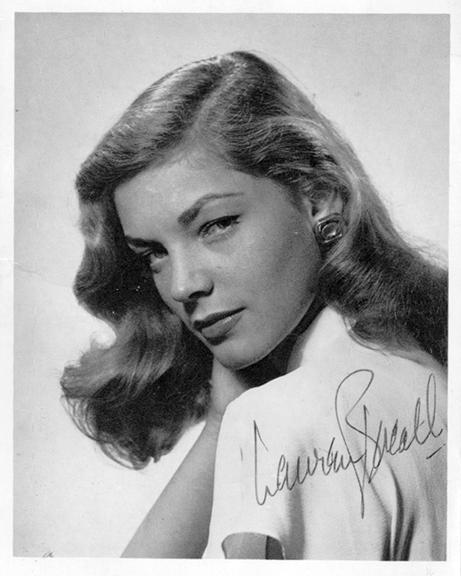 Happy Birthday, Lauren Bacall! ⋆ Cladrite Radio Lauren Bacall Young