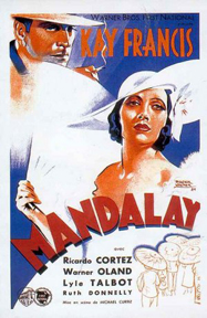 Mandalay movie poster