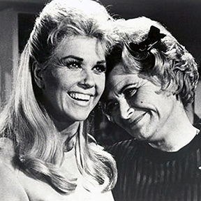 Rose Marie with Doris Day