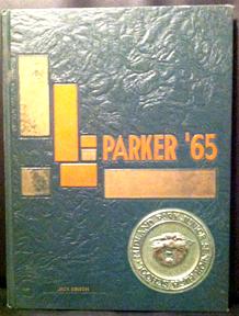 the 1965 Midland Park High School yearbook